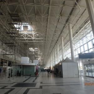 エチオピア アジスアベバ空港へ