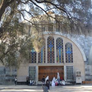 エチオピア シオン教会観光