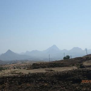 エチオピア ダナキル砂漠へ出発