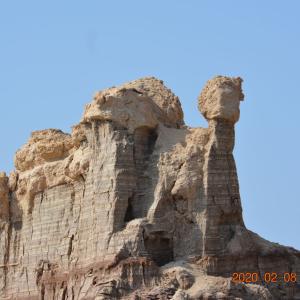 エチオピア ダナキル 奇岩群