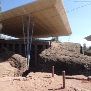 エチオピア ラリベラ 教会群