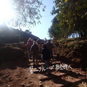 エチオピア ラリベラ 第2グループ教会群へ