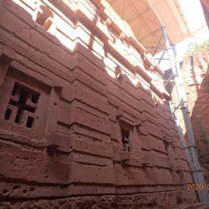エチオピア ラリベラ 第2グループ教会群 Ⅱ