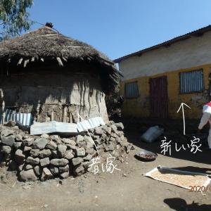 エチオピア ラリベラ ナクト・ラブ前民家見学