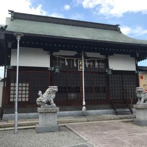 厄除け・開運・商売繁盛 八尾天満宮・八尾戎神社にて御朱印をいただきました。