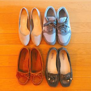 春の靴事情