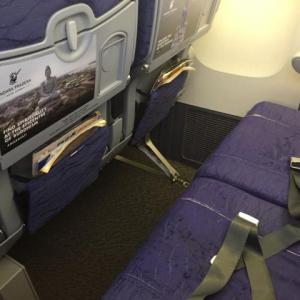 エコノミークラスで熟睡も?飛行機で座席を横一列独占する裏技