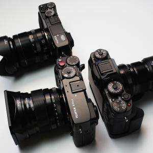 【購入・雑感】FUJIFILMのカッコイイミラーレスカメラ「X-Pro2」