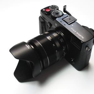 【雑感】FUJIFILM「X-Pro2」と「XF18-55mmF2.8-4」「XF18-135mmF3.5-5.6」
