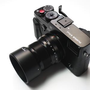 【雑感】FUJIFILM「X-Pro2」と「XF50mmF2 R WR」「XF23mmF2 R WR」