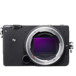 シグマ、世界最小・最軽量フルサイズミラーレスカメラ「SIGMA fp」発表!