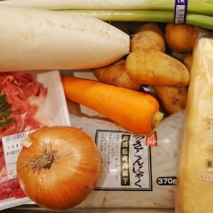 【おうちご飯】豚汁&カツオのたたき