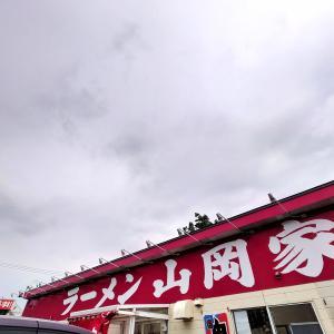 【ラーメン】山岡家@太平店 辛味噌・中盛