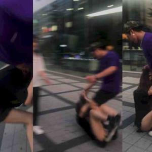 韓国人男性から暴行された日本人女性「殺されると思ったからすぐ逃げた。理解できない」、、、フジTV取材