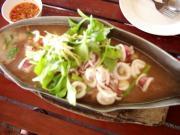 タイ料理またはタイでの食事
