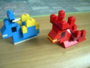 子供が作ったLEGO(レゴ)作品