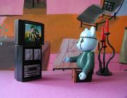 テレビっ子♪