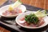 魚介料理と酒の肴