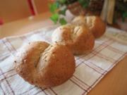 HBでパン作り。