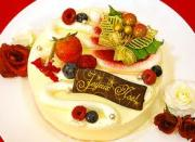 ♪クリスマスケーキ♪