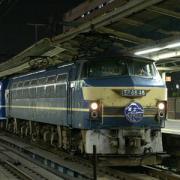 バルブ撮影(鉄道写真)