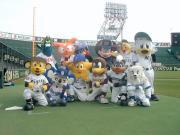 プロ野球12球団マスコットキャラクター