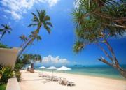 タイのビーチリゾート