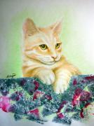 猫や犬などの絵画愛好会