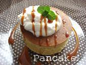 LOVEパンケーキ♪レシピ、食べ歩き