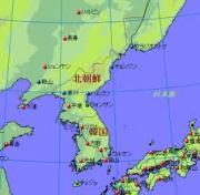 朝鮮半島(平和の祈り)