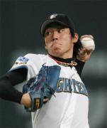 日本ハム 吉川光夫投手34 福岡市出身
