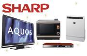 シャープ(SHARP)の家電