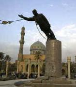イラク戦争と暴動掃討