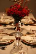 おもてなしと普段のテーブルコーディネート
