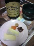 ワイン&チーズのマリアージュ
