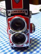 Rolleiflex MiniDigi & MiniDigi AF5.0