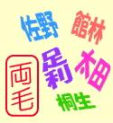 両毛(足利・太田・桐生・佐野・館林)