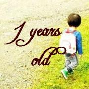 1歳児の成長記録
