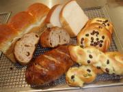 美味しいパン作り。