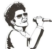ブルーノ・マーズ'(Bruno Mars)