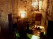 アジアンテイストな部屋作り