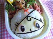 小さい子のお弁当♪大きい子のお弁当♪♪