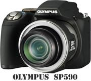 OLYMPUS SP590