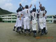 少年野球 !(^^)! 大好き!