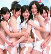 AKB48 SKE48 NMB48 HKT48