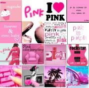 ゚.+:。 I LOVE PINK ゚.+:。