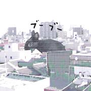 うさぎのアヤシゲな画像
