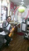 テニスマンガ大好き