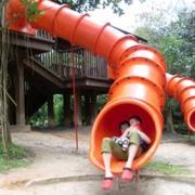 子供と楽しく遊べる場所♪
