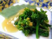 春の食卓、おすすめレシピ